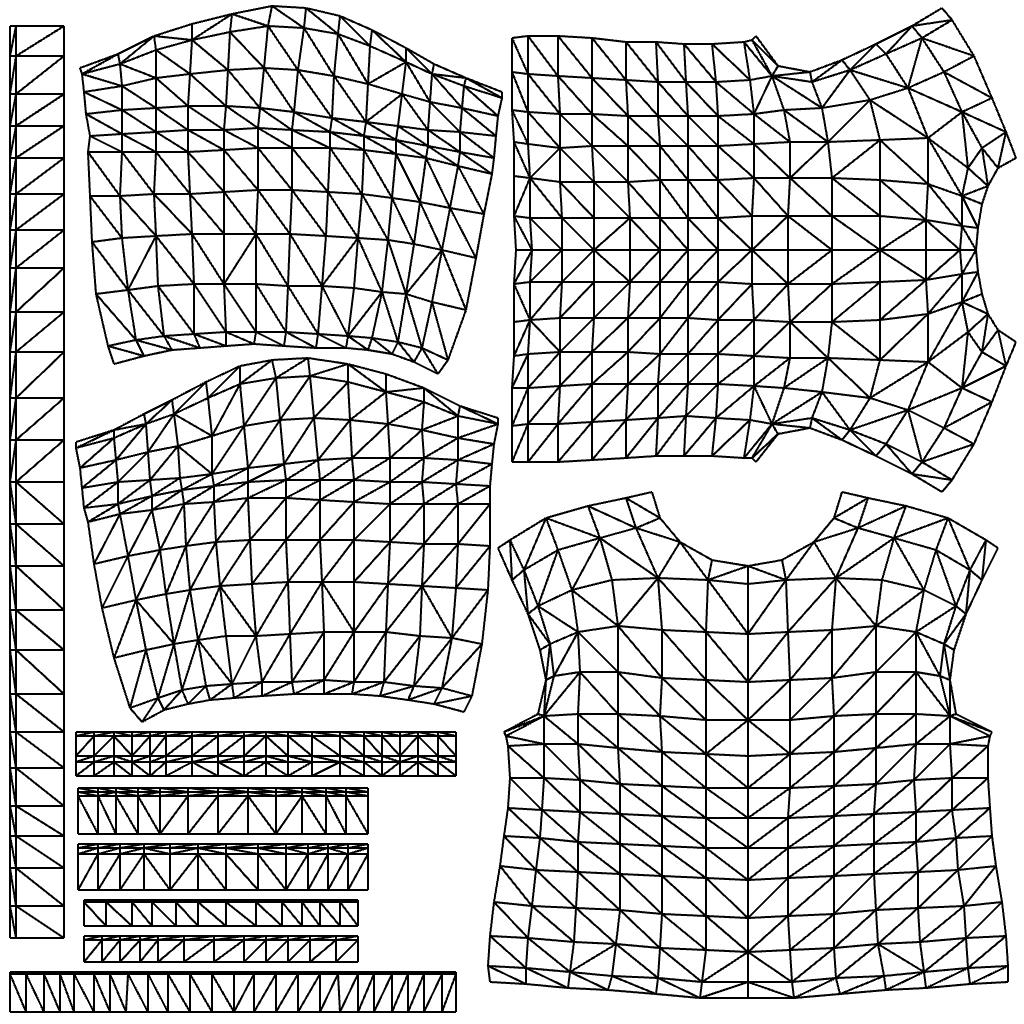 ゼペット 服 の 作り方